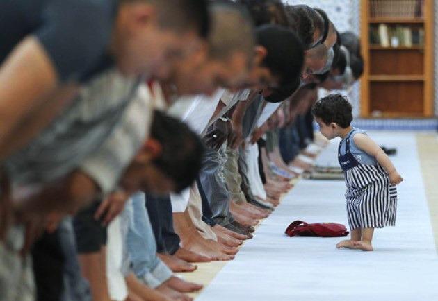 Para Orang Tua, Jangan Usir Anak-Anak dari Masjid