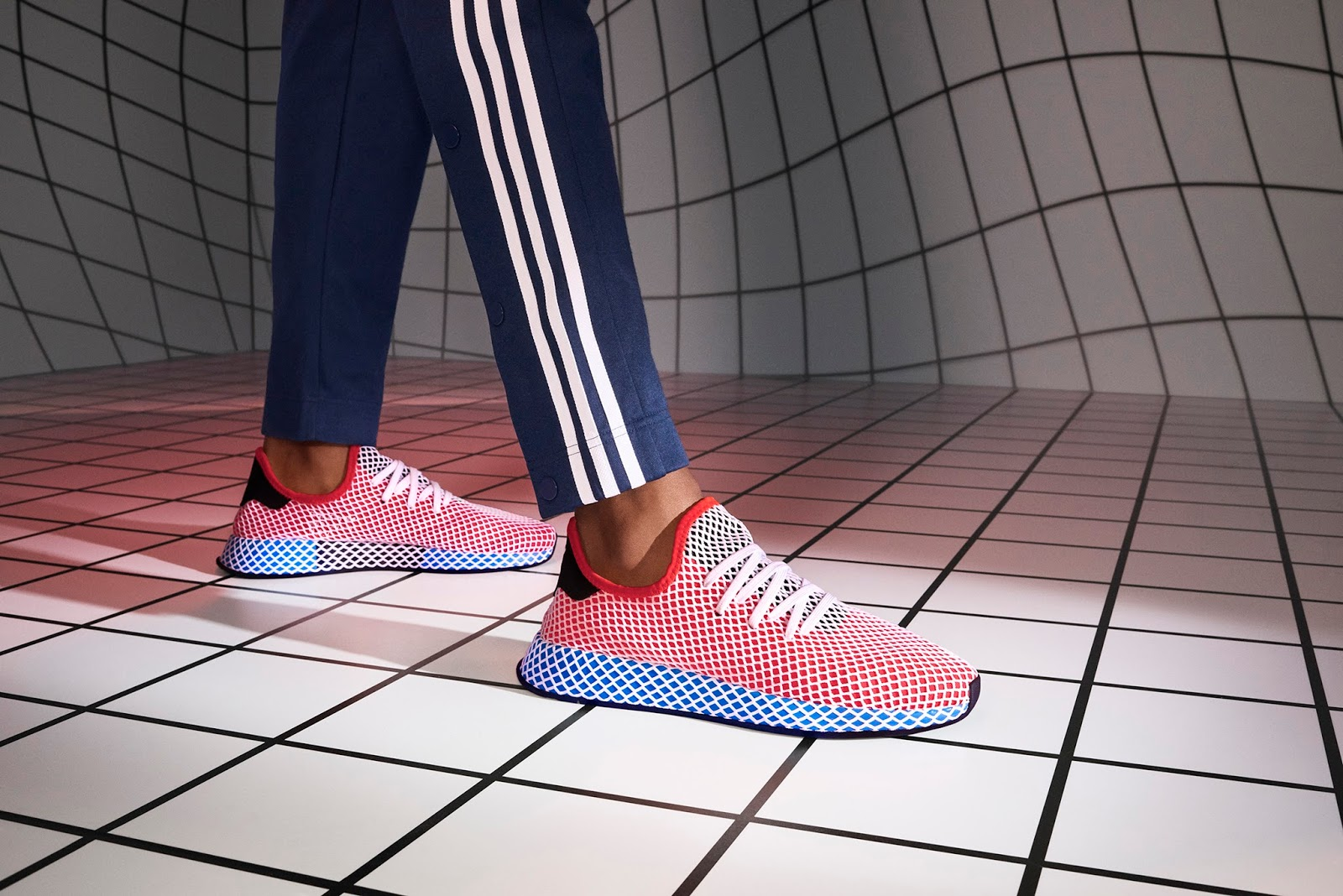 1d34691c25 adidas Originals introduces its newest sneaker, Deerupt — a contemporary  take on adidas heritage realized in a radically new look.