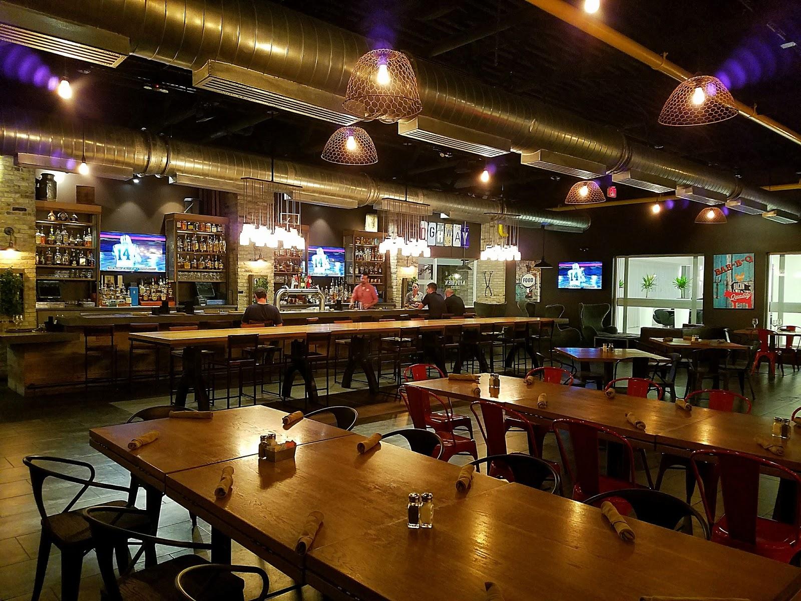 American Kitchen Bar And Grill Lake Buena Vista
