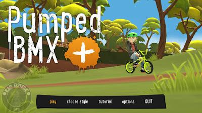Pumped BMX Plus Full Version