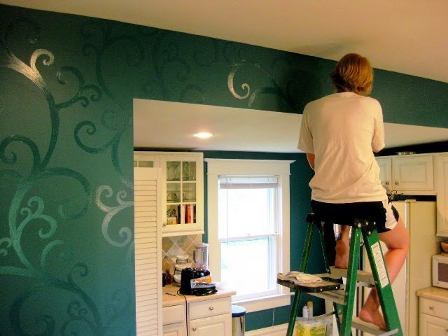 Accent Wall Painting Designs