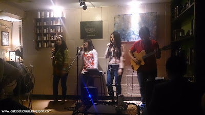 Coffee 8065 music gig