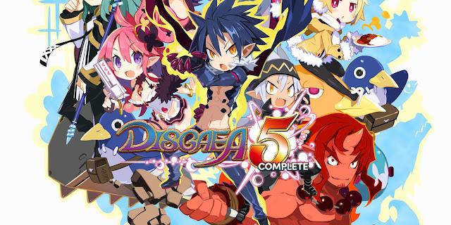 Disgaea 5 Complete (Switch) recebe novo trailer