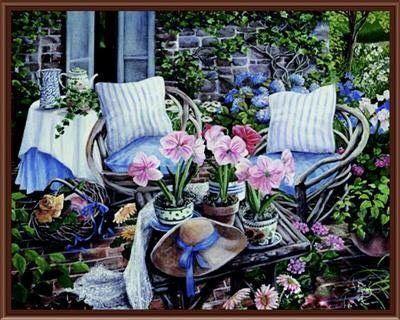 Tranh son dau so hoa tai Tam Xa