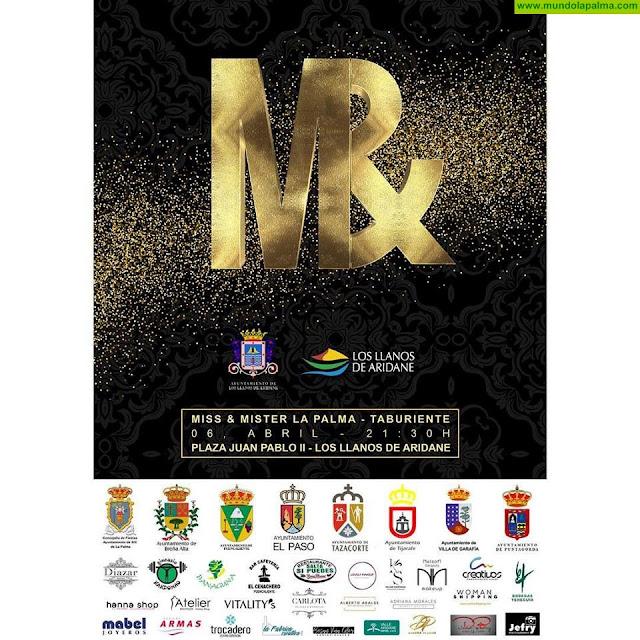 Gran Gala Final Miss & Mister La Palma y Miss y Mister Taburiente 2019.