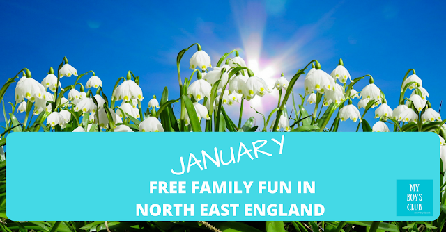 9 Free Family Fun Events & Activities in January 2018 in North East England