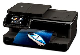 HP Photosmart 7510 Printer Driver Download