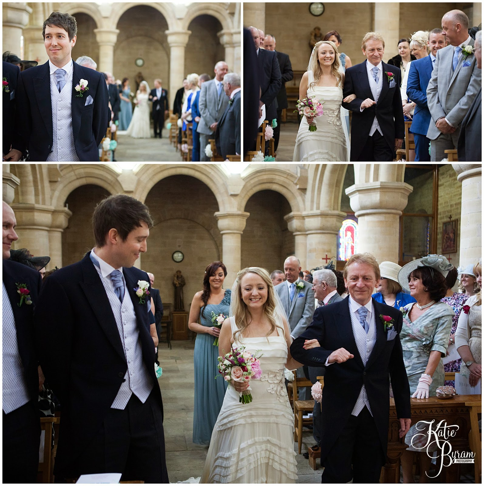 Katie Byram Photography: Priory Cottages Wedding Wetherby