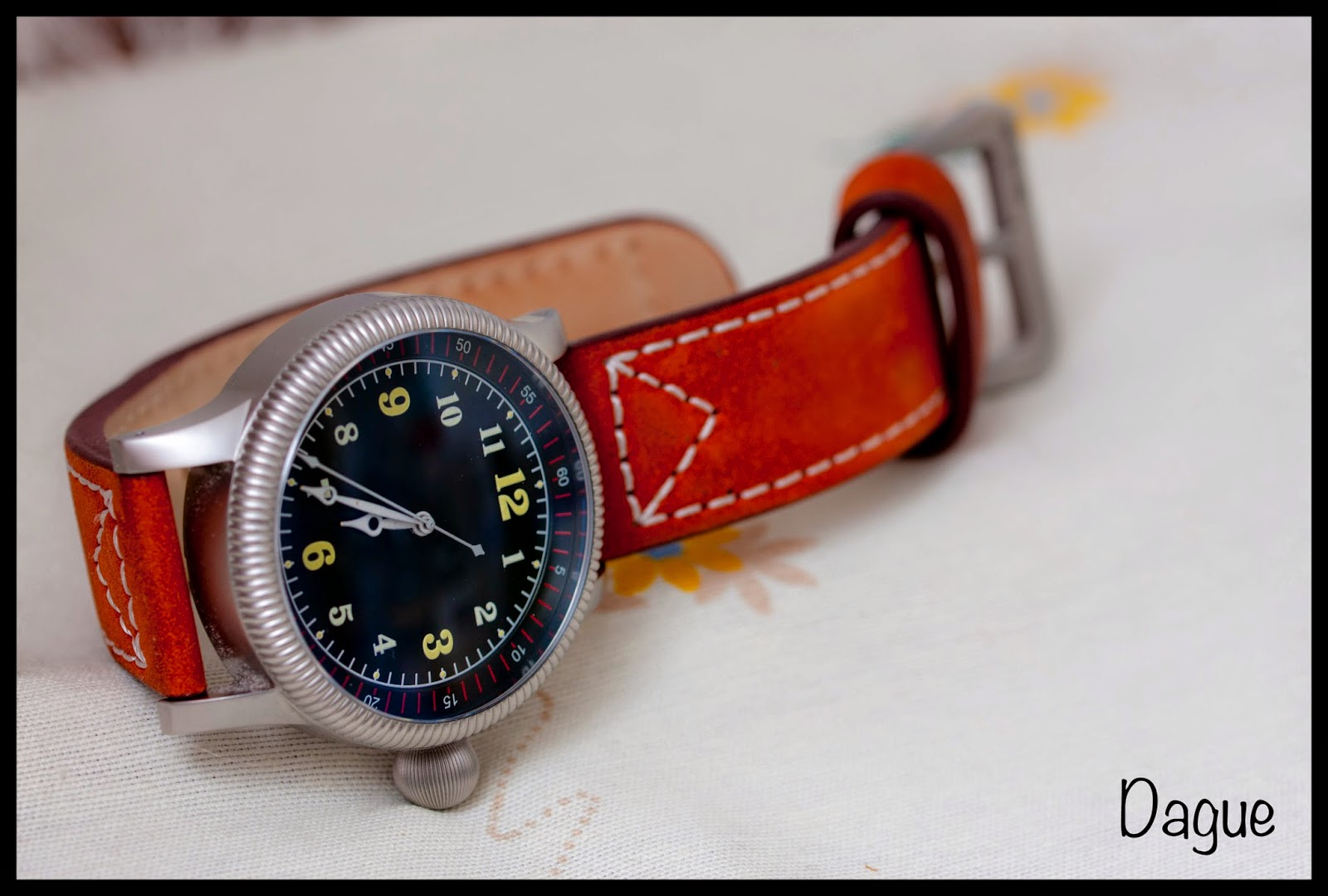 "The ""Tokkotai"" watch"