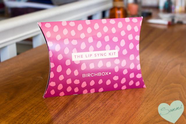 Birchbox The Lip Sync Kit