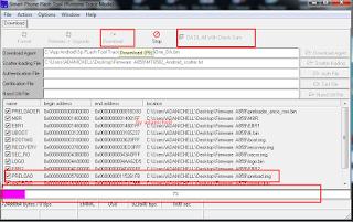 Cara Flash Lenovo A859 Via Flashtool Tested