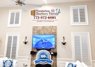 Cheap Plantation Shutters in Port St Lucie, Stuart, Palm City, FL