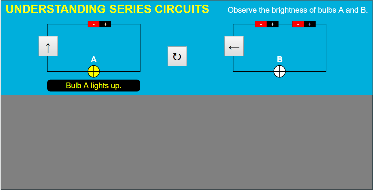 Understanding Series Circuits JavaScript Simulation Applet