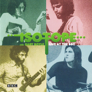 Isotope And Gary Boyle – 2004 -  Live At The BBC
