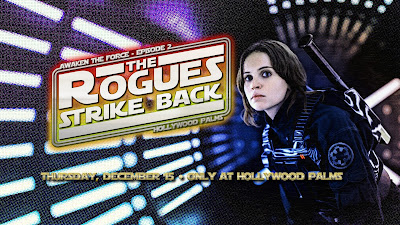 The Rogues Strike Back at Hollywook Palms Cinema