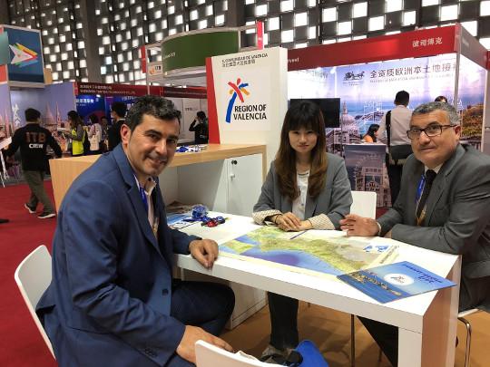 Turisme traslada la diversidad de la oferta de la Comunitat Valenciana a Shangai y Taipéi para reforzar la promoción en el mercado asiático