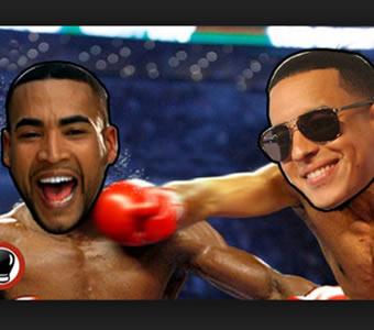 irarera entre Daddy Yankee y Don Omar
