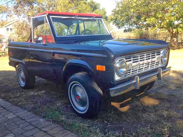1974 ford bronco for sale 4x4 cars. Black Bedroom Furniture Sets. Home Design Ideas