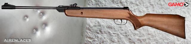 Youth air rifle