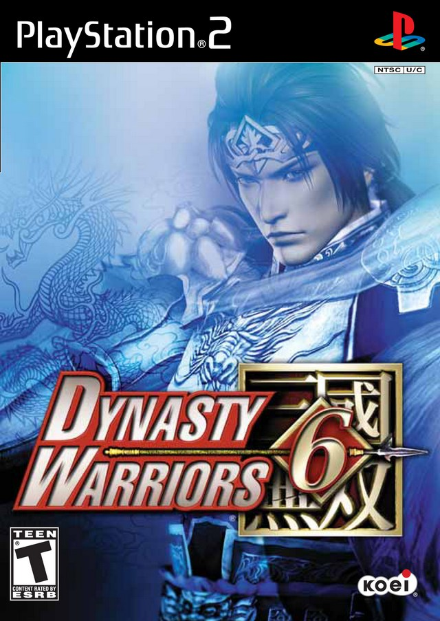 PS2 Dynasty Warriors 6 Cheat - Daftar, Review, Cheat