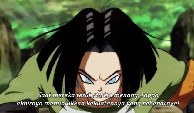Dragon Ball Super Episode 125 Subtitle Indonesia