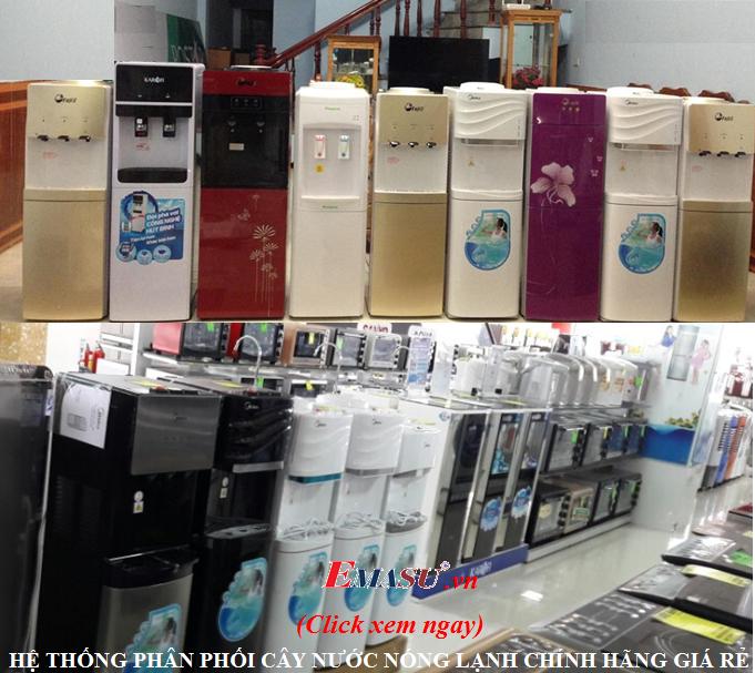 Tổng đại lý cung cấp máy làm nóng lạnh nước uống KG33TN chính hãng, uy tín nhất thị trường