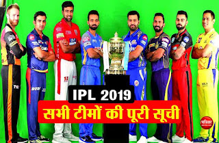 VIVO IPL 2019 On Mobile-IPL 2019 Update Hindi