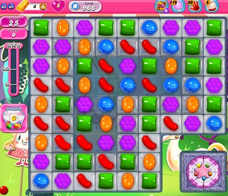 Candy Crush Saga 966