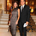 Guillermo Andino y Carolina Prat en el Alvear Palace Hotel