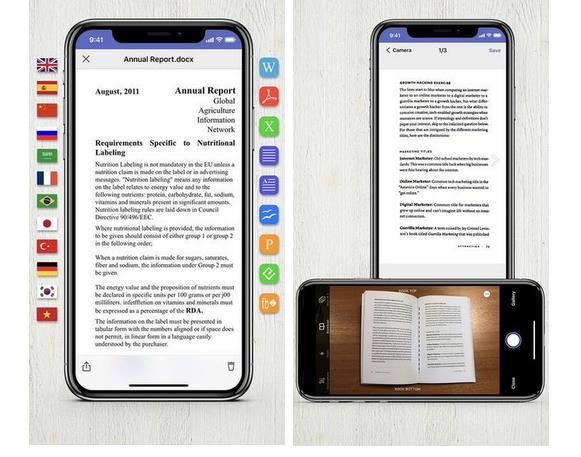 Aplikasi Scanner - PDF Scanner App by FineScanner