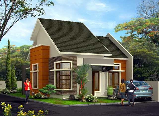 Model Rumah Cantik Kumpulan Gambar Desain Terbaru 2020