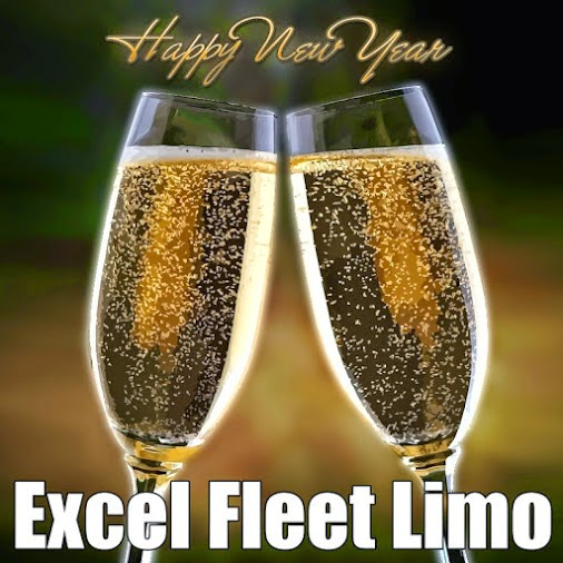 new years eve limousine