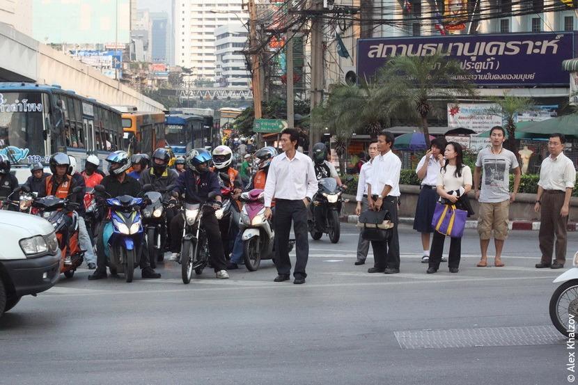 Тайское движение