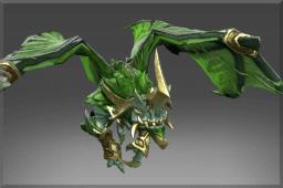 Dragon Knight - Elder Drake of Blazing Oblivion