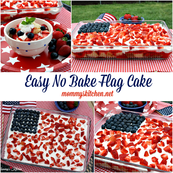 Recipes From My Texas Kitchen!: No Bake