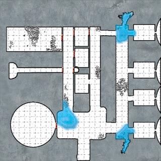Mapas rol dungeon mazmorra engranaje ciudad errante
