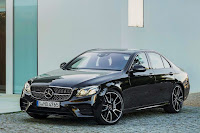 Mercedes-AMG E 43 4Matic (2017) Front Side