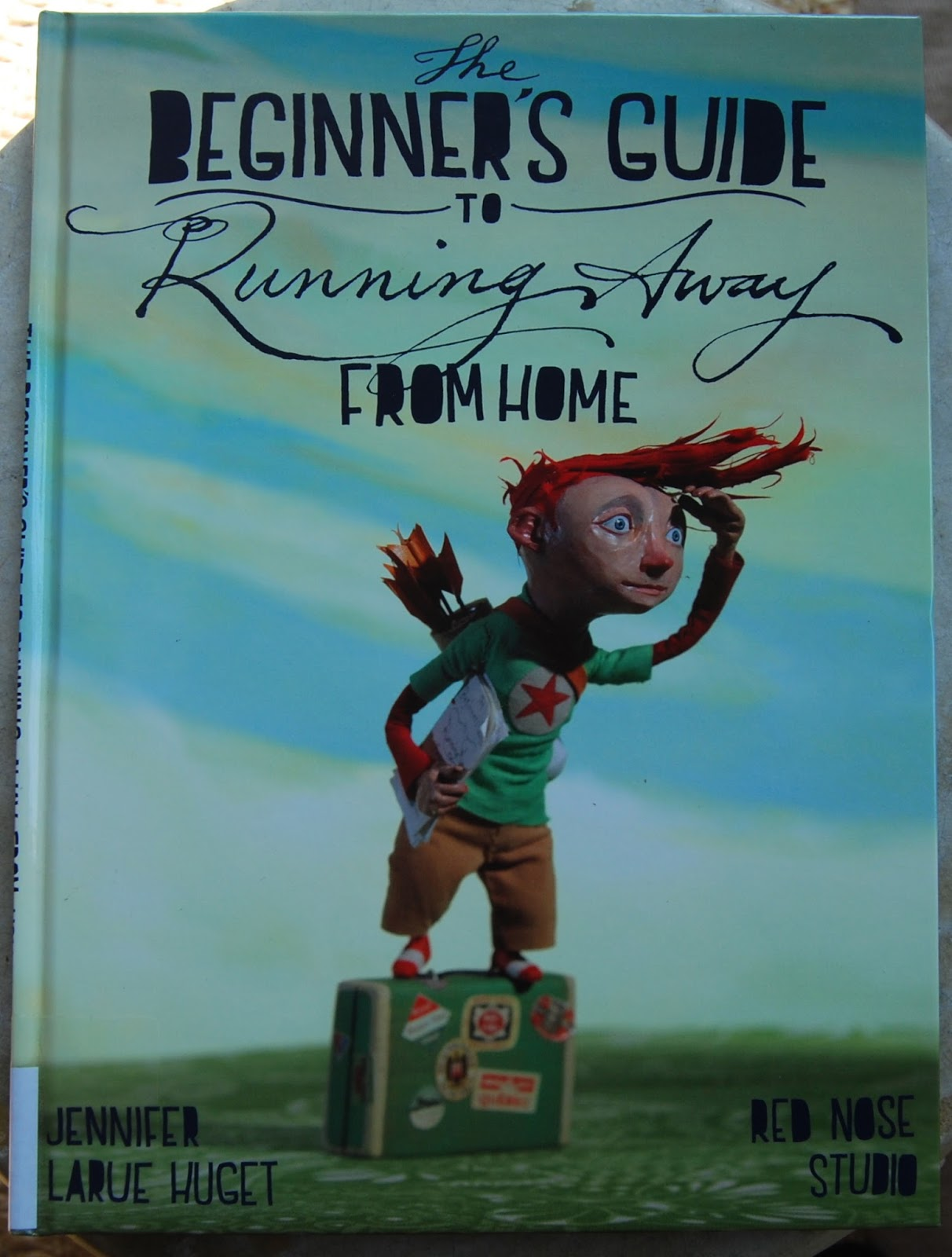 One Great Book The Beginner S Guide To Running Away From Home