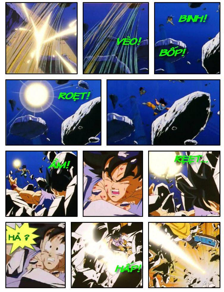 Dragon Ball GT chap 1 - Trang 5