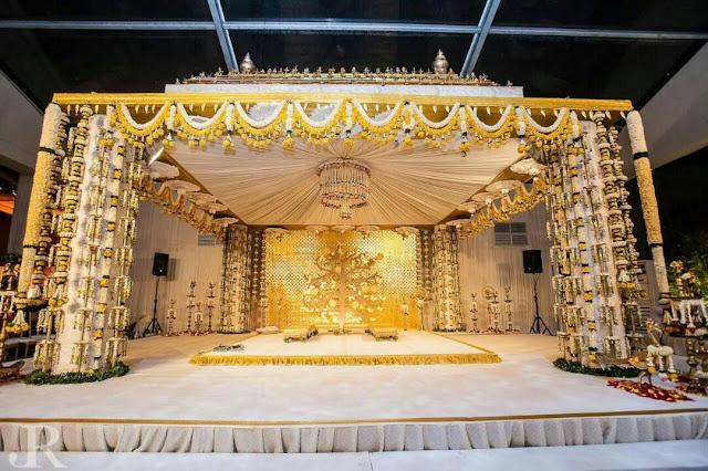 Wedding Decorators in Tirupati Mandapam