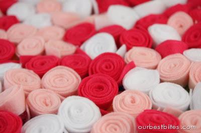 Валентинов день своими руками: как сделать валентинку-венок
