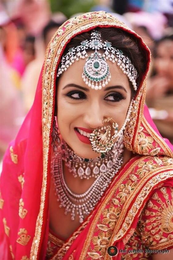 20 Stylish Bridal Nose Ring Designs Significance of Nath in