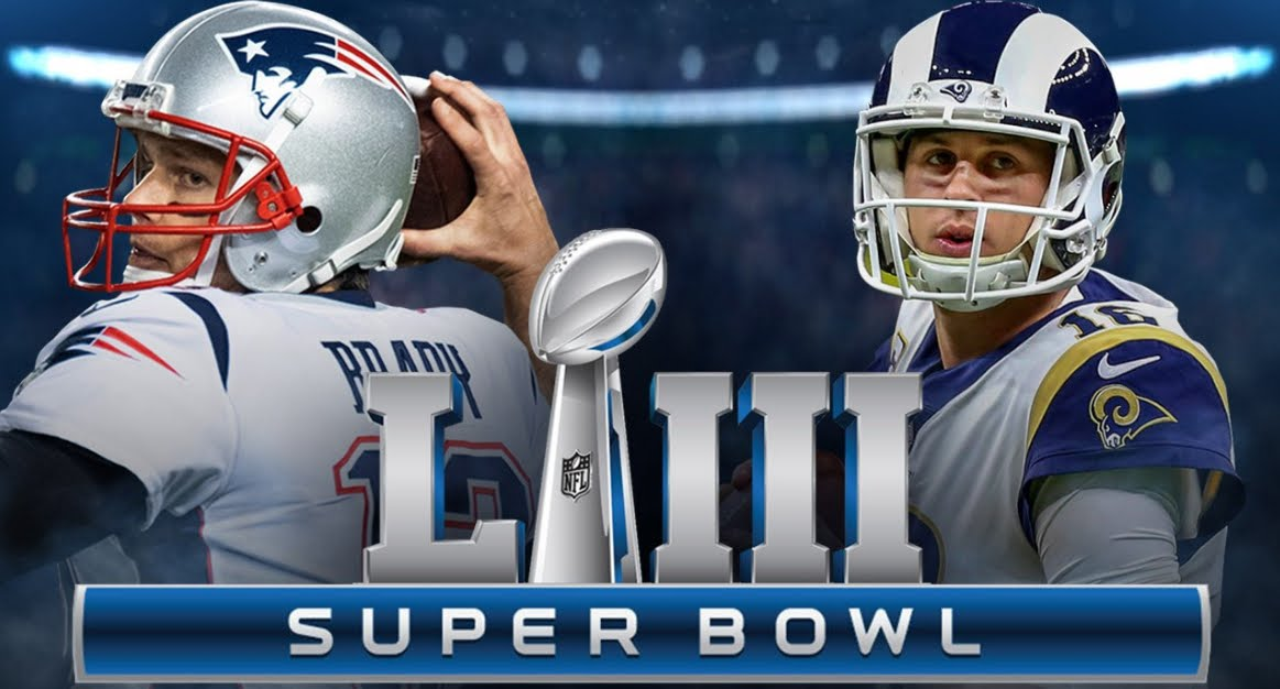 Super Bowl 2019 Streaming Online Rojadirecta e Diretta TV in chiaro con RAI Play | Football NFL.