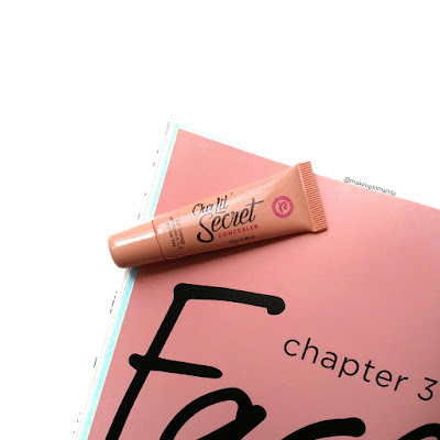 Pink Sugar Concealer Review