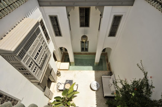 Building regulations for riads in the Marrakech Medina