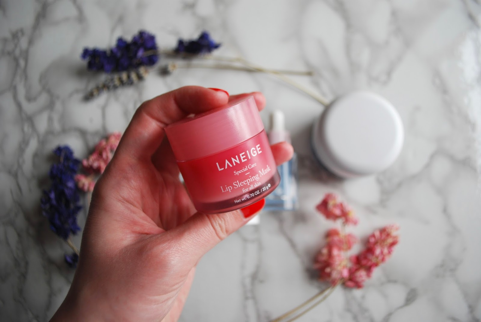 worth the hype? laneige lip sleeping mask review