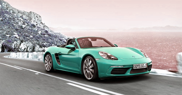 luxury sports cars