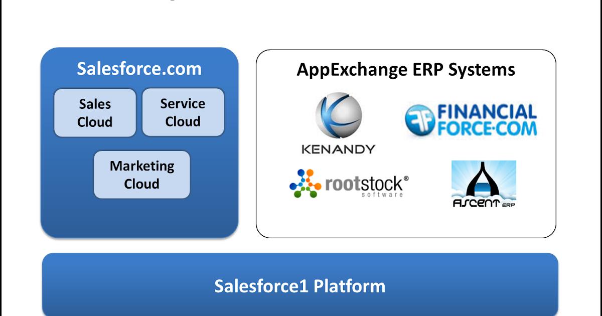 The Enterprise System Spectator: Four Cloud ERP Providers on