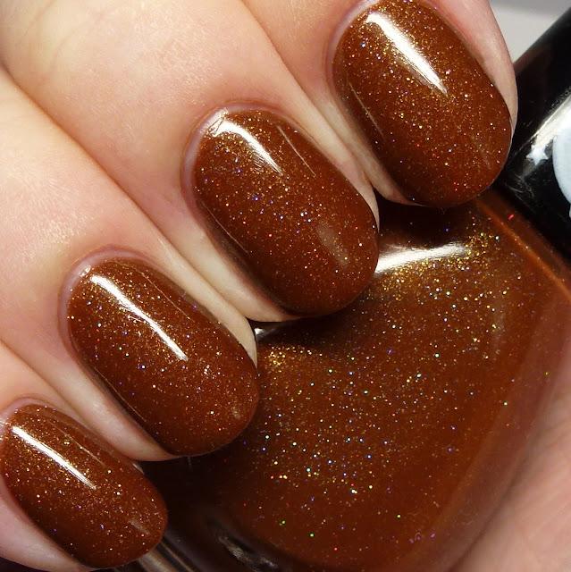 Carpe Noctem Cosmetics Caramel Cocoa
