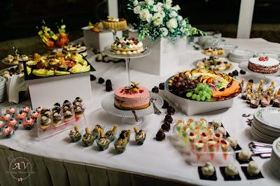buffet dolci matrimoni villa valente